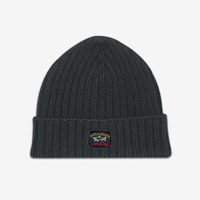 PAUL SHARK HAT man Wool Grey Water-repellent Water shed C1P11710I ... b27817be9e23