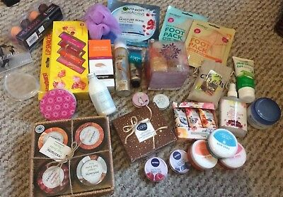 Various Skincare Bath Beauty Products Assorted Job Lot