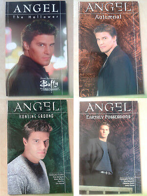 Angel - The Hollower, Autumnal, Hunting Ground, Earthly Possessions (*Buffy)