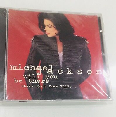 Michael Jackson Will you be there PROMO CD Single RARE