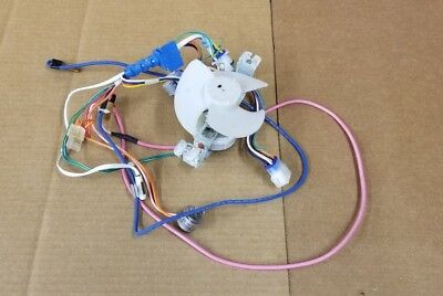 With Thermistor Wr60x10074 197d2039 Wr60x10185 197d4492g001 Motor Fan G.E