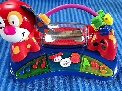 Evenflo Smart Steps ABC/123 Exersaucer Lights/Music Toy Replacement Part