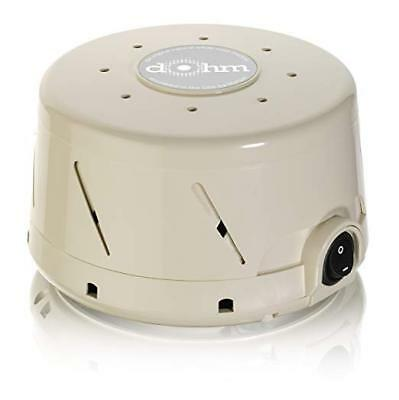 Marpac Dohm-SS Single Speed All-Natural Noise Sound Machine, TAN