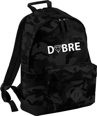 Dobre Brothers Diamond Camo Bag, Marcus Lucas Youtuber Lovers Travelling Bag