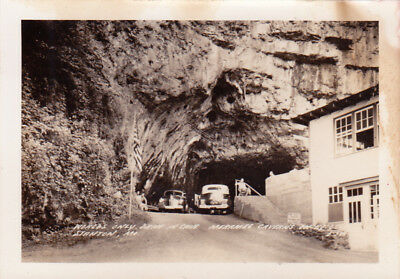 Stanton MO Route 66  Worlds only Drive in Cave Real Photo   Proof?