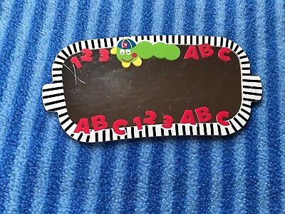 Evenflo Smart Steps ABC/123 Exersaucer Flat Mirror Toy Replacement Part