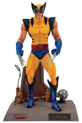 Wolverine Action Figure Marvel Select X-Men Diamond Select Toys