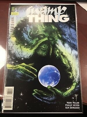 Swamp Thing #171 Last Issue Vertigo NM-