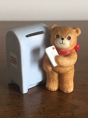 "Lucy Rigg~Lucy and Me Bear ""At the Mailbox"""