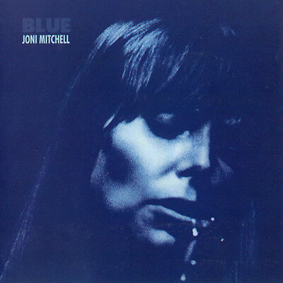 Joni Mitchell - Blue - New Blue Vinyl Lp (Indies Only) - Pre-Order
