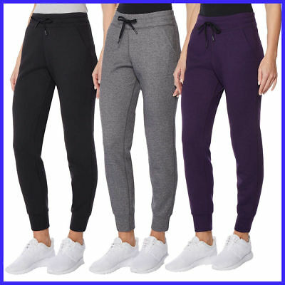 32 Degrees Women's Ladies' Tech Fleece Jogger Pant*NWT* Variety