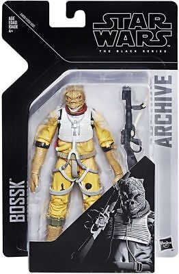 """Star Wars The Black Series Bossk Archive Wave 1 6"""" Action Figure *IN STOCK NIB"""