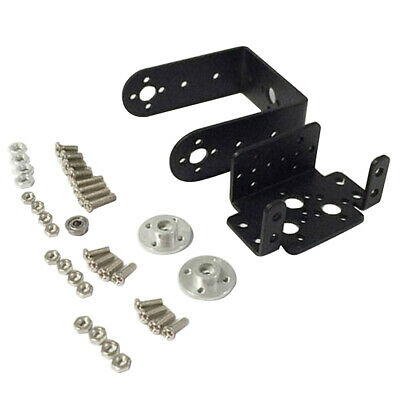 2 DOF Servo Bracket Set for Robotic Manipulator DIY Robot Mount