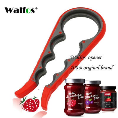 4in1 Creative Multifunction Gourd-shaped Can Opener Screw Cap Jar Bottle Wrench