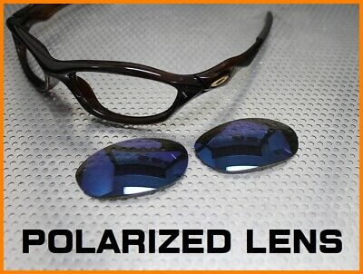 246700b0cf0 LINEGEAR Custom Replacement Lens for Oakley UNKNOWN- Navy Blue Pola  UN-NB-