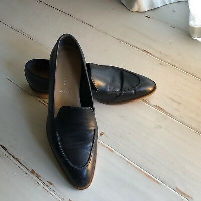 897656ebdea EVERLANE WOMENS THE Modern Loafer Navy Size 10 -  69.00