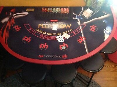 Blackjack Table From Planet Hollywood