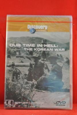 NEW - Our Time In Hell:The Korean War - Region 4 - DVD