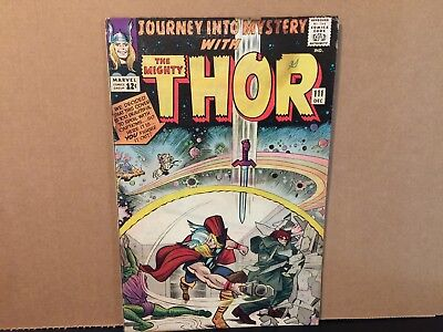 Journey Into Mystery 111 Thor Marvel Comics Silver Age Combine Shipping