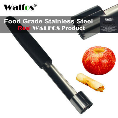 18cm Stainless Easy Steel Twist Fruit Core Seed Remover Apple Corer Seeder Kitch