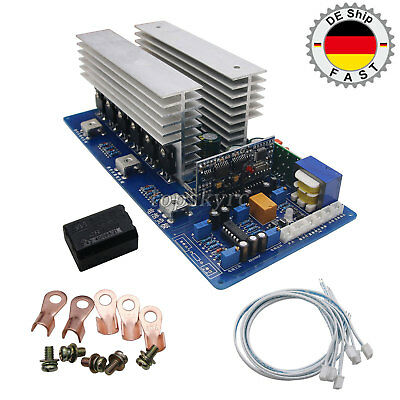 48V 5500W Pure Sine Wave Inverter Driver Mainboard with MOS Pipe tpys EU