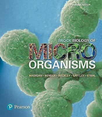 (PDF) Brock Biology of Microorganisms 15 Ed.
