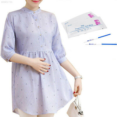 3281 Pregnancy Test Strips Home Early Pregnancy Indicator Tool Tester