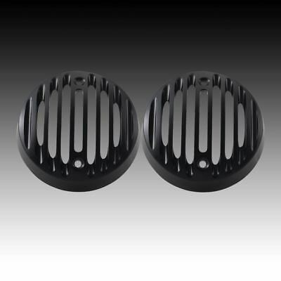 2pcs Gurad Indicator Turn Signal Grill Covers For Royal Enfield Classic 500