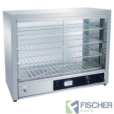 """brand New"" Commercial Food Pie Warmer Hot Display Showcase Cabinet  - Pw580"