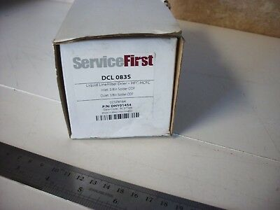 DCL 083S Service First Liquid Line Filter Drier HFC-HCFC DCL083S (NEW)