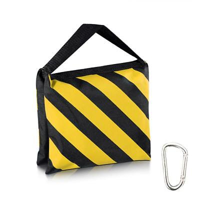 Yellow Photography Sand Bags Sandbag Weight Ballast For Boom Arm Light Stand AU
