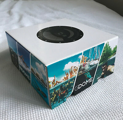 GDome Dome Water Housing & extras for GoPro Hero 4 / 3+ / 3