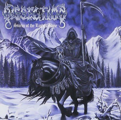 Dissection - Storm Of The Lights Bane (Asia (CD)  Nuovo Sigillato 