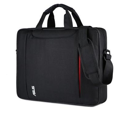 """15.6"""" Slim Laptop Bag Carry Case For Dell HP Sony Acer Asus Samsung Notebook UK"""