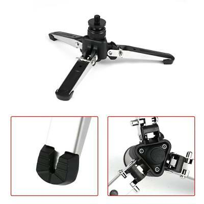 3/8'' Camera Camcorder Unipod Monopod With Stand Base Tripod Legs for Video DSLR