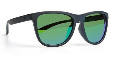 c50c31300f Occhiali sole INVU Swiss Eyewear ACTIVITY - A2800B Black Mirror Green  Polarized