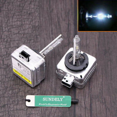 2PCS 35W D3S 6000K HID Xenon Bulbs Replacement HID FOR LAND ROVER RANGE ROVER