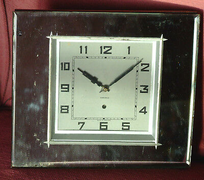 Old Deco Electric Clock by Marigold