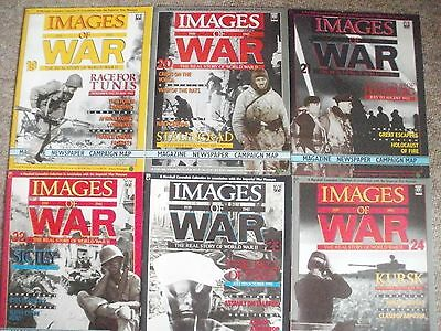 Images Of War Magazines Issues 19-24