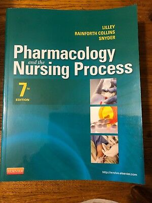 Pharmacology and the Nursing Process 7th Edition *Used*