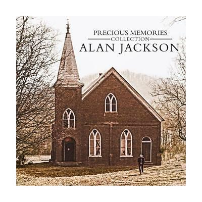 2-cd Set Alan Jackson Precious Memories Collection CD 2016 FAST SHIP! A75