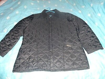 Barbour ! Mens Large ! Heritage Liddesdale Quilted Jacket