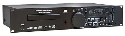ADJ Single CD MP3 USB Player mit record Funktion Antishock 20 sec CD/USB Spieler