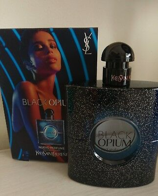 90ml Black Opium INTENSE. NEW PARFUM 2019. Con caja.