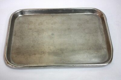 Polar Ware S-13 Stainless Steel Instrument Tray