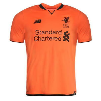 New Balance Liverpool Third Shirt 2017 2018 - Brand New Without Tags -RRP £54.99