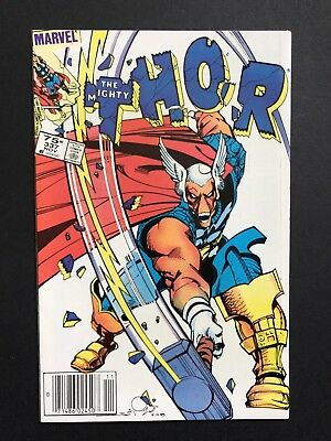 Thor 337 First Beta Ray Bill Canadian Price Variant