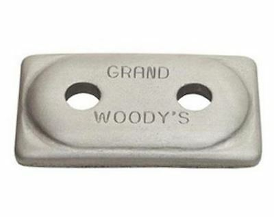 Woody's Two-Hole Double Grand Digger Support Plates ADG-3775-48 (piece)