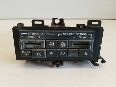 Headlight Twilight Sentinel Switch Fits 1987 Cadillac Allante OEM