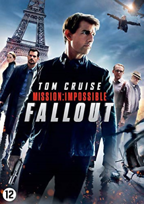 Mission Impossible 6 - Fallout DVD NUOVO